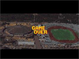 Game Over Screen for Go For The Gold.