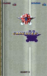 Game Over Screen for Gundhara.