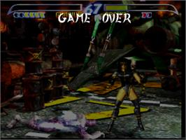 Game Over Screen for Killer Instinct 2.