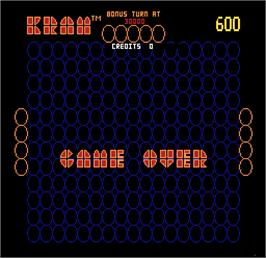 Game Over Screen for Kram.