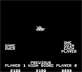Game Over Screen for M-79 Ambush.