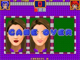 Game Over Screen for Multi Champ.
