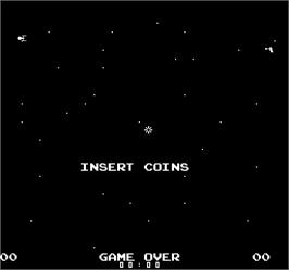 Game Over Screen for Orbit.