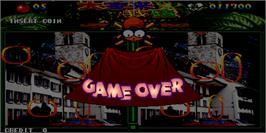 Game Over Screen for Photo Y2K.