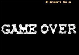 Game Over Screen for Rabbit.