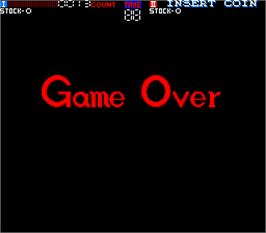 Game Over Screen for Riot.