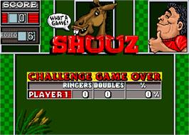 Game Over Screen for Shuuz.