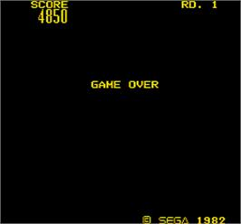 Game Over Screen for Subroc-3D.