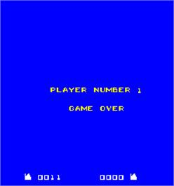 Game Over Screen for Tugboat.