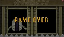 Game Over Screen for Zero Point 2.