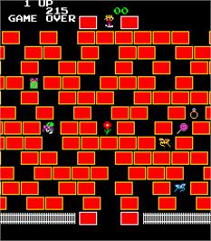 Game Over Screen for Zzyzzyxx.