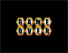 Game Over Screen for beatmania THE FINAL.