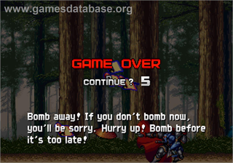 Tengai - Arcade - Games Database