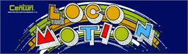 Arcade Cabinet Marquee for Cotocoto Cottong.