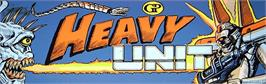 Arcade Cabinet Marquee for Heavy Unit.