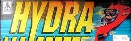Arcade Cabinet Marquee for Hydra.