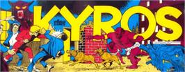 Arcade Cabinet Marquee for Kyros.
