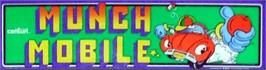Arcade Cabinet Marquee for Munch Mobile.