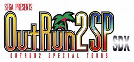 Arcade Cabinet Marquee for Out Run 2 Special Tours.