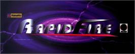 Arcade Cabinet Marquee for Rapid Fire v1.0.