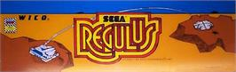Arcade Cabinet Marquee for Regulus.
