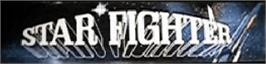 Arcade Cabinet Marquee for Star Fighter.