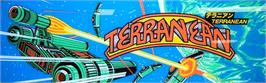 Arcade Cabinet Marquee for Terranean.