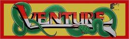 Arcade Cabinet Marquee for Venture.