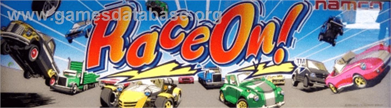 NAMCO Race on!