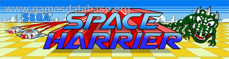 Space Harrier - Arcade