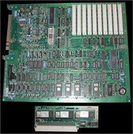 Printed Circuit Board for 1942.