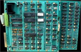 Printed Circuit Board for 600.
