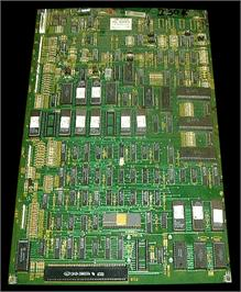 Printed Circuit Board for APB - All Points Bulletin.