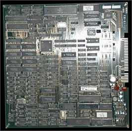 Printed Circuit Board for Aero Fighters.