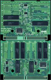 Printed Circuit Board for Aero Fighters 3 / Sonic Wings 3.