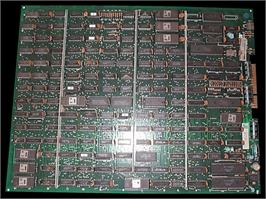 Printed Circuit Board for Aeroboto.