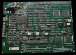 Printed Circuit Board for Ajax.