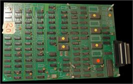 Printed Circuit Board for Amidar.