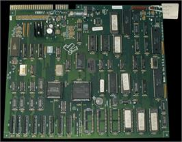 Printed Circuit Board for Arlington Horse Racing.