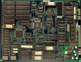 Printed Circuit Board for B.Rap Boys.