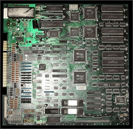 Printed Circuit Board for Backfire!.