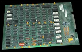 Printed Circuit Board for Bagman.
