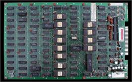 Printed Circuit Board for Bank Panic.