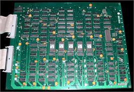 Printed Circuit Board for Battle Cross.