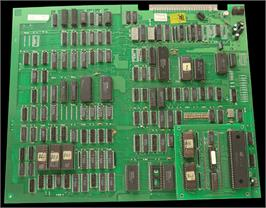 Printed Circuit Board for Beauty Block.