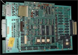 Printed Circuit Board for Big Event Golf.