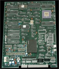 Printed Circuit Board for Blades of Steel.