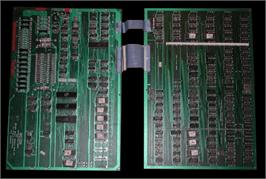 Printed Circuit Board for Blue Print.