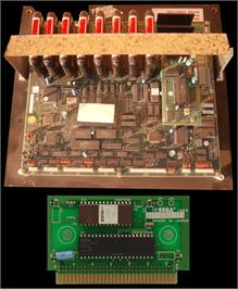 Printed Circuit Board for Bonanza Bros..