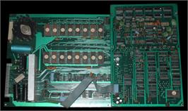 Printed Circuit Board for Borderline.